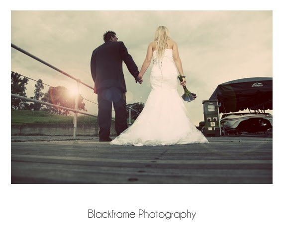Brett & Genna's #Wedding at Riviera on Vaal » Black Frame Photography