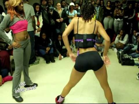 QUEEN ASHANTI VS QUEEN LADYBUG ( WALA CAM ) `PARTY IS SAT FEB 16th