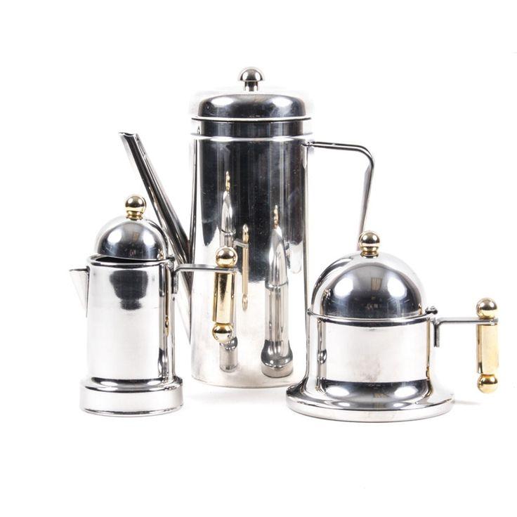 Aagenye Mid Century Modern Tea Set : EBTH
