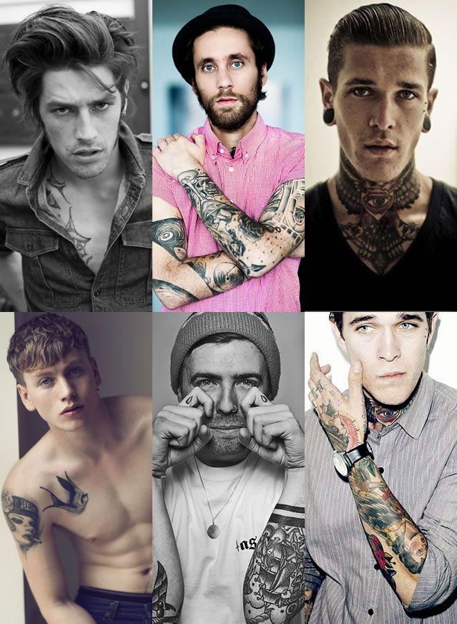 Assorted fur & tattoos