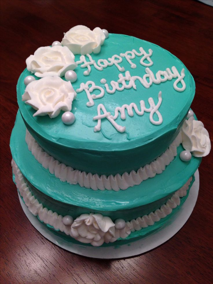Cake Images For Teenager : Teen Girl Birthday Cake Birthday ideas Pinterest ...