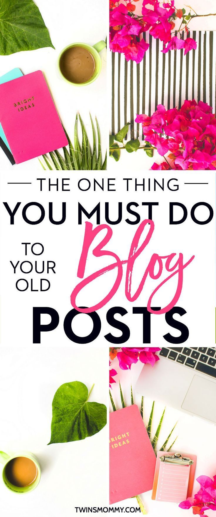 This is crazy! If you want to grow your blog traffic and even your organic traffic (cuz doesn't everybody want some Google love traffic?) this blog hack will totally ramp up your old blog posts. Don't miss this little and genius trick to turn old posts into a traffic machine.