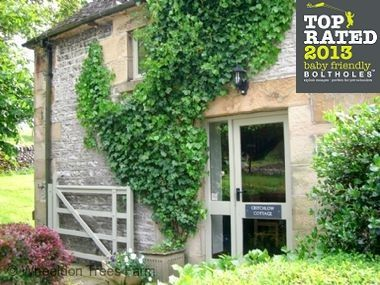 Critchlow Cottage at Baby Friendly Boltholes  NEAR BUXTON IN TOPTEN OF BABY BOLTHOLES IN UK BIG ENOUGH FOR 30 AND SMALL ENOUGH FOR 3