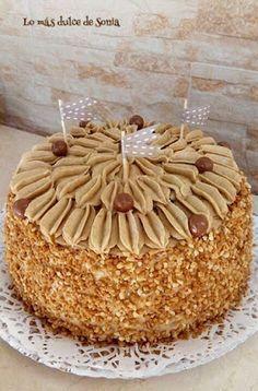 Lo más dulce de Sonia: Tarta de Moka