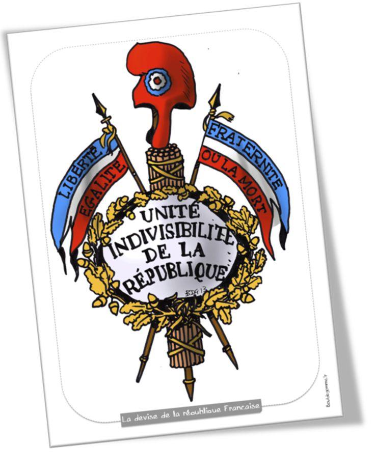 DDM: les symboles de la république