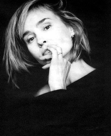 jessica lange...loved her in American Horror Story  and Tootsie  & Blue Sky