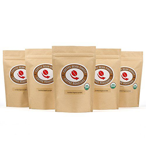 -- Discover this special product, click the image: Coffee Bean Direct Coffee 5-Pack Sampler, Unroasted Organic Fair Trade, 5 Pound at Coffee Beans.