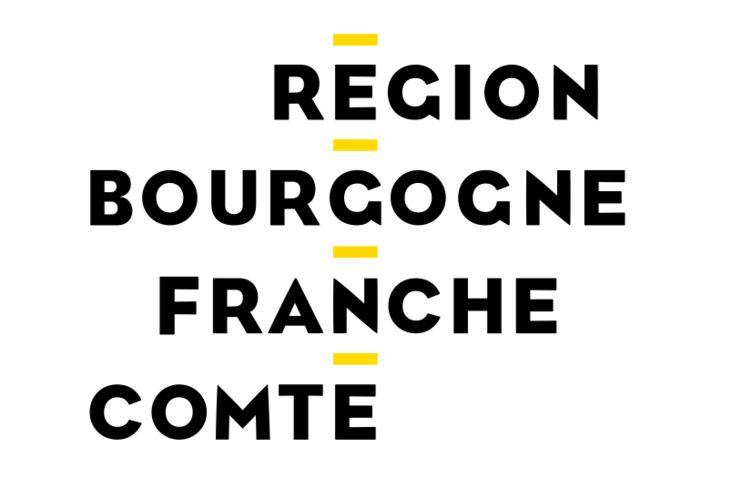Le nouveau logo de la région Bourgogne Franche-Comté ne plait pas à tout le monde