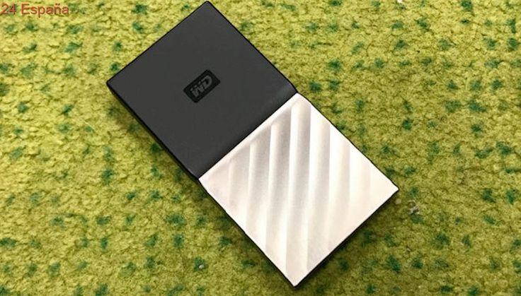 El mejor disco duro portátil del momento se va un poco de precio