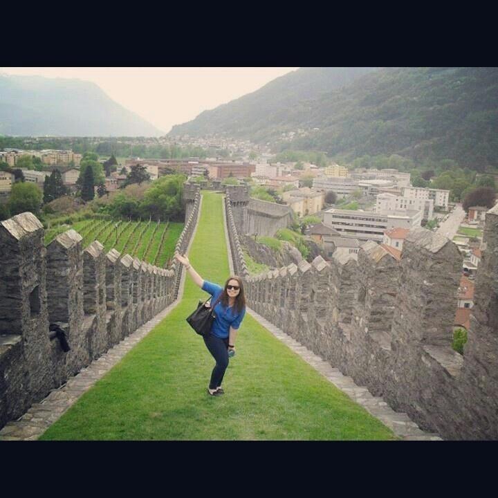 Belizona castle, Switzerland