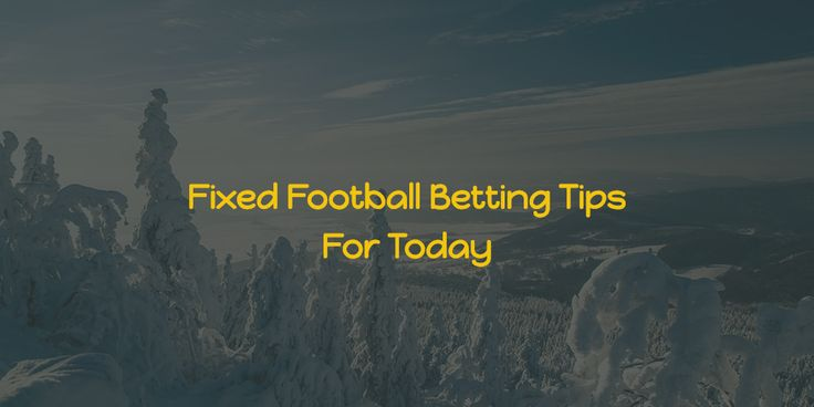 Here are 3 betting tips for today soccer predictions. So there is predictions for today soccer (08 February) match.I will publish daily three tips so that you can win more. Just play each bet with same stake and continue your banking account to grow. You can also send me text at whatsapp @ +1 863 [ ] The post 08/02/2017 Today Soccer Predictions appeared first on Today Soccer Predictions Free.
