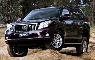 Toyota Landcruiser Prado - From as low as $820 per fortnight. The fortnightly cost includes fuel, insurance, servicing and other expenses. Talk to LeasePLUS on 1300 13 13 16 or visit www.leaseplus.com.au