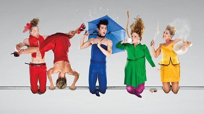 Five acts not to miss - @ponydanceco @breakerfringe @circolombia @arjbarker  & 'Leo' @CircleofEleven   @Adelaidenow