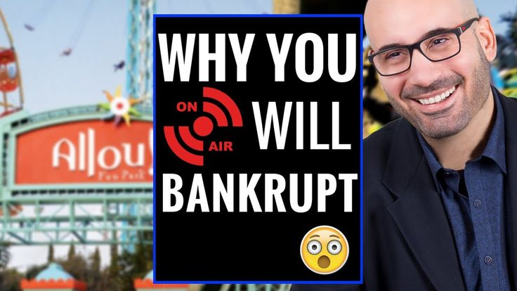 Why Will You Bankrupt - Allou Funpark going Bankrupt