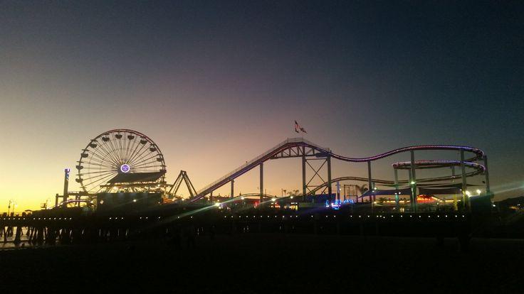 Um parque de diversões a beira mar - Avaliações de viajantes - Santa Monica Pier - TripAdvisor