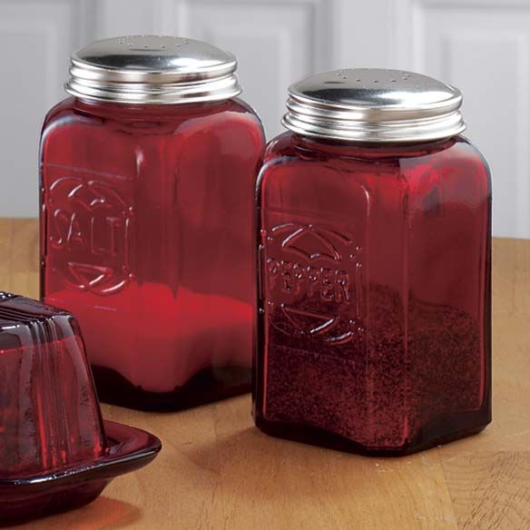 Red Kitchen Glassware: Best 25+ Red Depression Glass Ideas On Pinterest