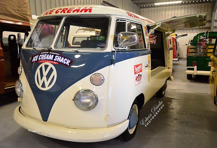 VW Ice Cream Bus by E-Davila-Photography.deviantart.com on @deviantART