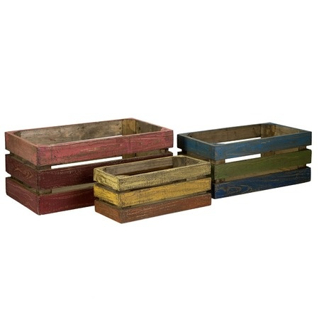 Loving These Cool Multi Colored Boxes They Would Fit Underneath My Coffee Table Perfectly
