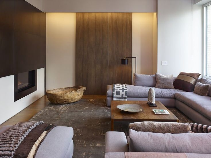 New York Penthouse By Charles Rose Architects
