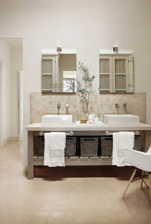 53 best Bathrooms images on Pinterest | Small bathroom, Small ...