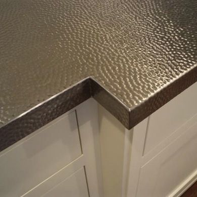 Make sure your kitchen stands out from the crowd with one of these customized countertop treatments.
