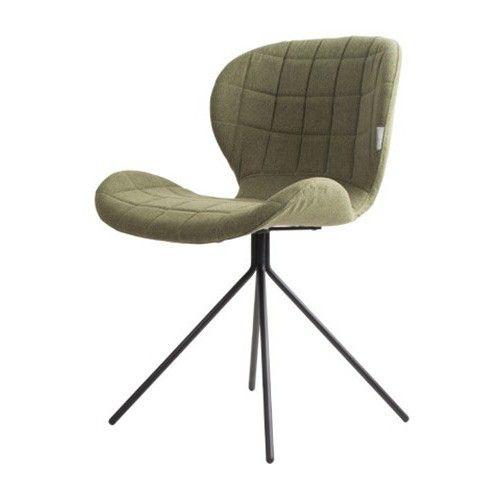 Zuiver stoel OMG Groen met een stoer stalen frame. Zen Lifestyle is gevestigd in Wijchen bij Nijmegen en heeft showroom van 10.000 m². Natuurlijk vind je in onze winkel onze eigen producten, zoals ons aanbod vintage en retro banken, onze topsellers, zoals het vintage tv-dressoir Stan. Maar ook hebben wij de mooie collectie van Zuiver en Duchtbone en vind je er nog veel meer topmerken, zoals Be Pure, JouwMeubel, UrbanSofa, Fatboy, Makkii, Woood etc.