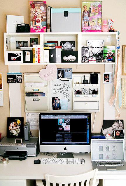 workspace  Un espacio para crear, trabajar y organizado :)