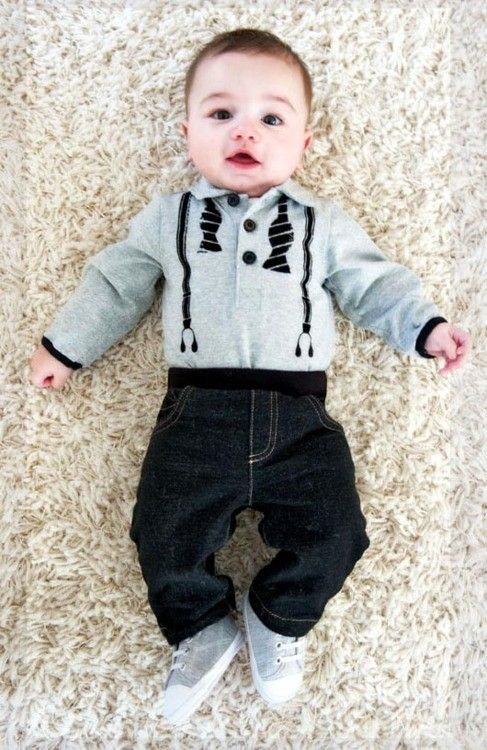 d86d58149 Wearin' denims for baby | One day | Designer baby clothes, Designer kids  clothes, Boys designer clothes