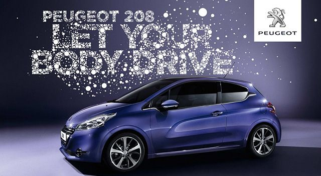 All New Peugeot 208 156ps Feline 3 door