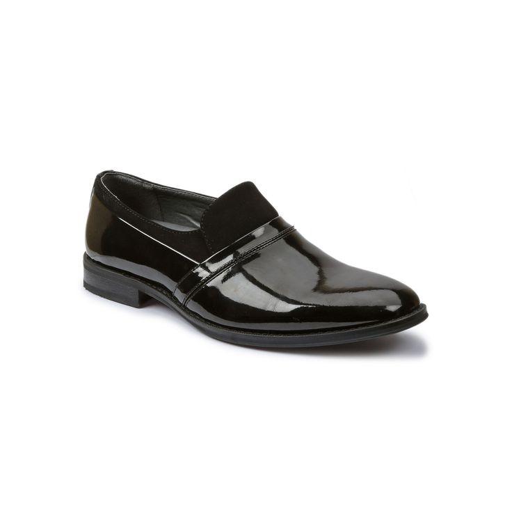 Giorgio Brutini Men's Slip-On Dress Loafers, Size: medium (10.5), Black