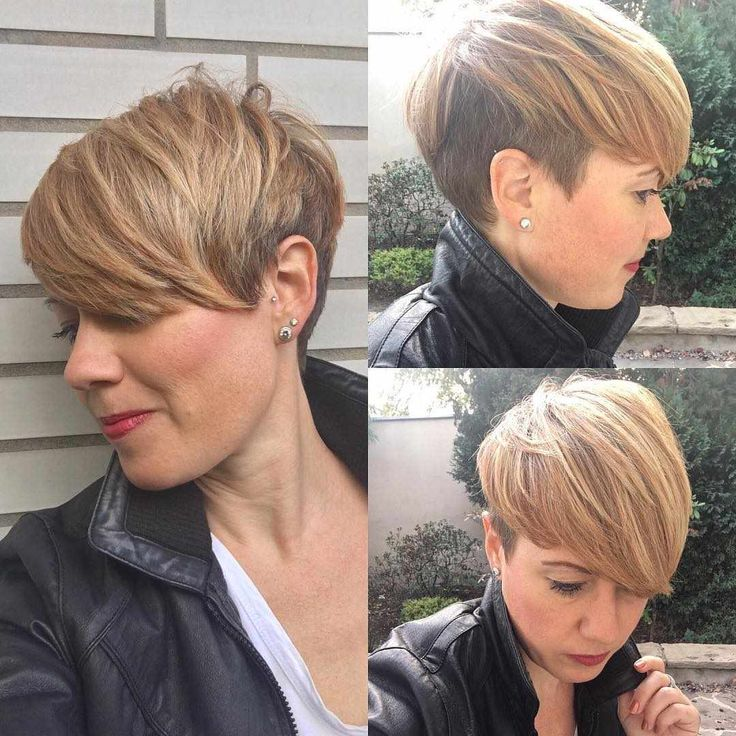 40 Gorgeous Short Pixie Cut Hairstyles 2019