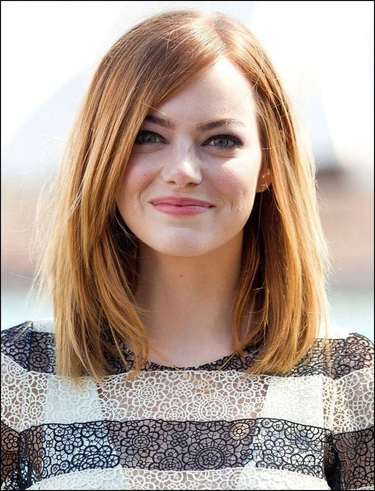 Hairstyles for Narrow Faces