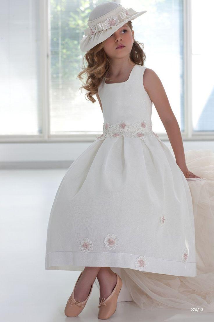 vestidos de confirmacion para niña - Buscar con Google
