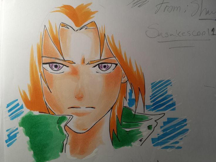 #great #manga #anime #copic markers