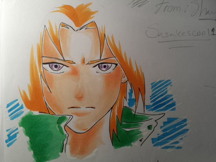 #great #manga #anime #copic markers