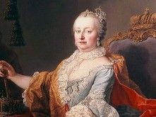 Maria Theresia: aartshertogin van Oostenrijk