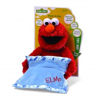 Elmo Peek A Boo Switch Adapted from Technical Solutions Australia