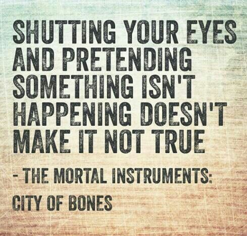 The Mortal Instruments: City of Bones (2013) Book Quote # ... |The Mortal Instruments City Of Bones Quotes