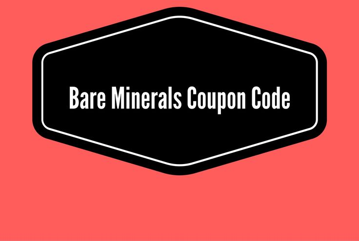 Get Bare Minerals Coupon Code, Promo Code, Voucher Code, Special Discount Offer and Best Deals at Couponcodeon.com