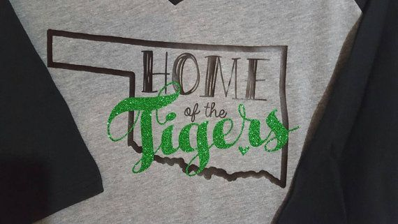 School spirit shirt Home of the by HaylieCo on Etsy