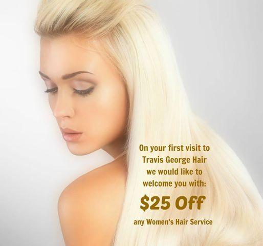 www.TravisGeorgeHair.com #Hair #HairStyle #Salon #Australia #Sydney #HairTip #HairTips #HairHack #HairHacks