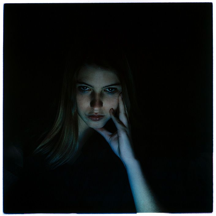 """""""Blackness as an Entity – Darkness as a Body,"""" Bill Henson"""