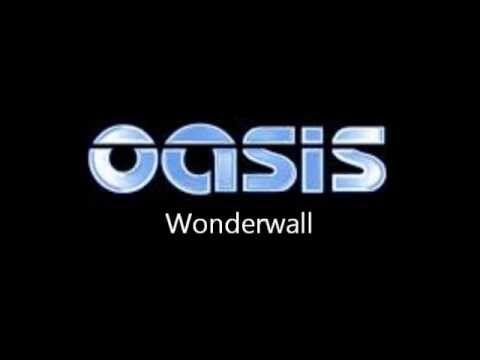 Oasis - Wonderwall (Letra en Español)