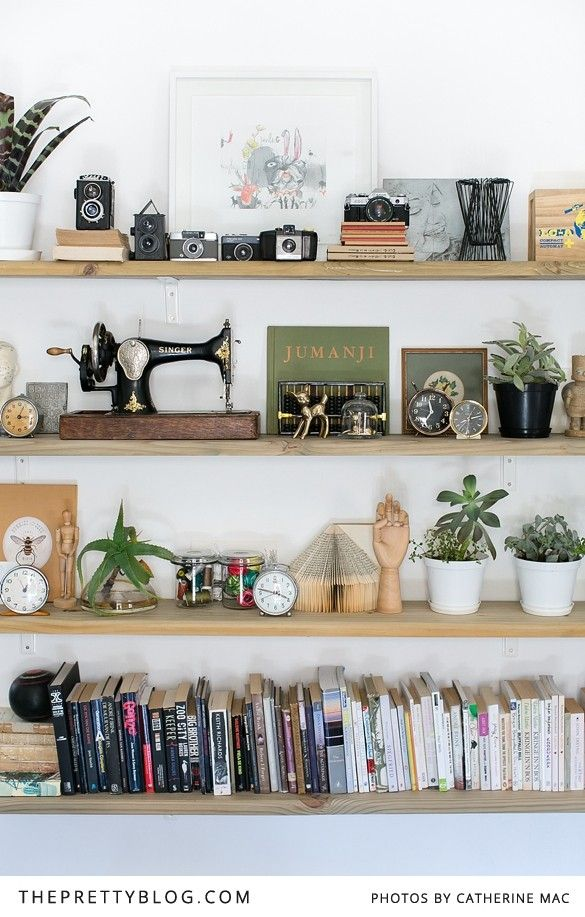 Your First Home Together - How to Merge your Style & Furniture - The Pretty Blog