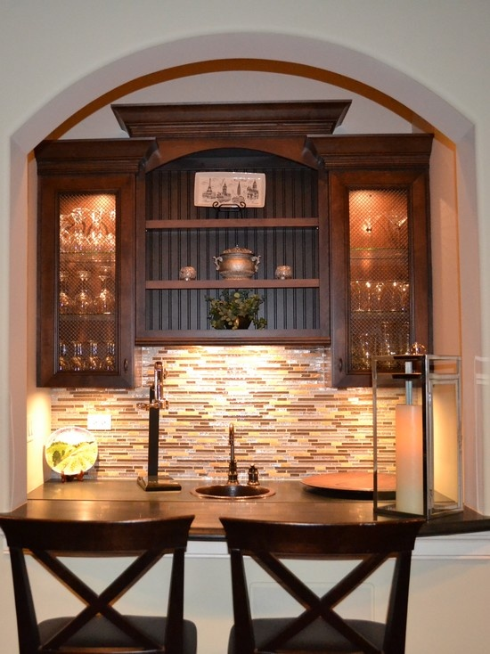 Summit Signature Homes, Inc.   Traditional   Wine Cellar   Chicago   Summit Signature  Homes, Inc.
