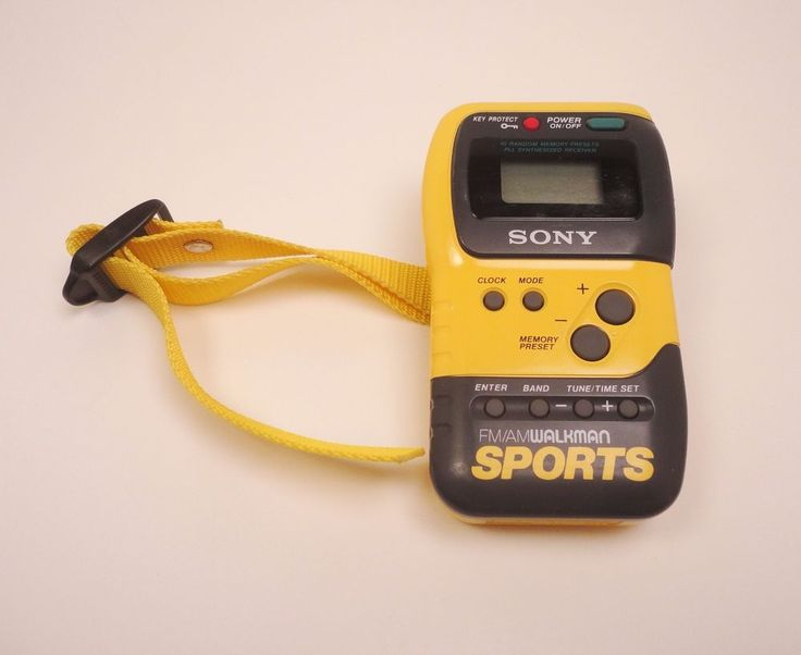Sony SRF-M70 Sports Walkman AM/FM Radio Clock Stopwatch With Armband Tested #Sony http://stores.ebay.com/pricelessfinds/Vintage-Collectible-/_i.html?_fsub=10901744017