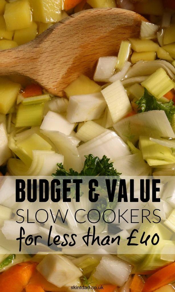 Cheap slow cooker deals