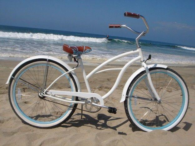 Beach Bikes, Beach Cruisers & Cruiser Bicycles, Discount Bike Parts & Accessories, Buy Comfort, Stretch, Electra, Schwinn & Sixthreezero Cruisers Online ($200-500) - Svpply