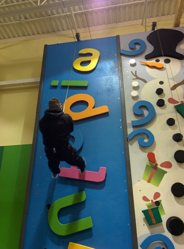 #Tuesday #Special @Funtopia.  Bring your family for climbing and enjoy our Buy One & Get One Free offer.