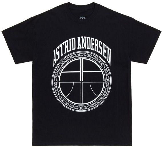 T-shirt Astrid Andersen